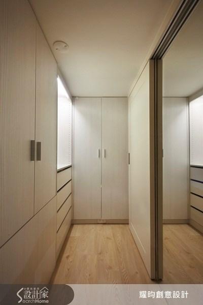 20坪新成屋(5年以下)_北歐風更衣間案例圖片_耀昀創意設計_耀昀_07之18