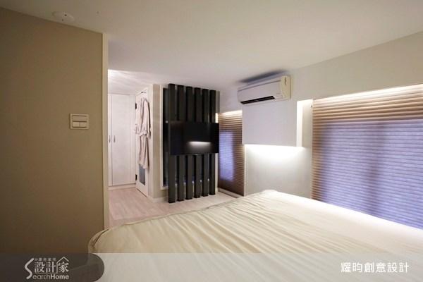 20坪新成屋(5年以下)_美式風臥室更衣間案例圖片_耀昀創意設計_耀昀_08之19
