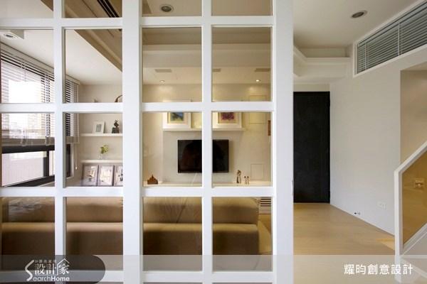 20坪新成屋(5年以下)_美式風客廳案例圖片_耀昀創意設計_耀昀_08之8
