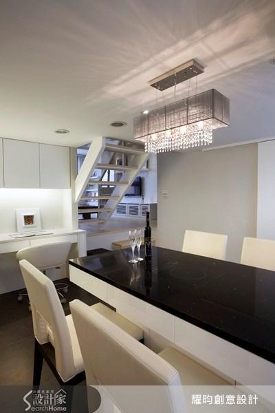 20坪新成屋(5年以下)_美式風餐廳案例圖片_耀昀創意設計_耀昀_08之15