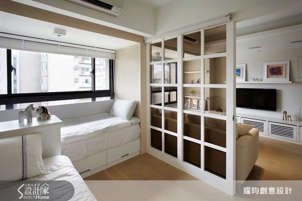 20坪新成屋(5年以下)_美式風臥室案例圖片_耀昀創意設計_耀昀_08之9