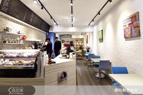 21坪中古屋(5~15年)_北歐風商業空間案例圖片_耀昀創意設計_耀昀_11之4