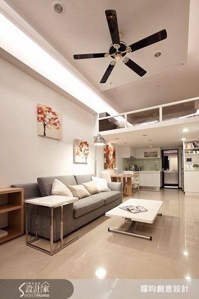 16坪新成屋(5年以下)_簡約風客廳案例圖片_耀昀創意設計_耀昀_12之14