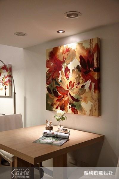16坪新成屋(5年以下)_簡約風餐廳案例圖片_耀昀創意設計_耀昀_12之8