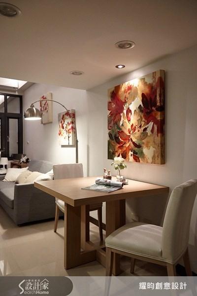 16坪新成屋(5年以下)_簡約風餐廳案例圖片_耀昀創意設計_耀昀_12之7