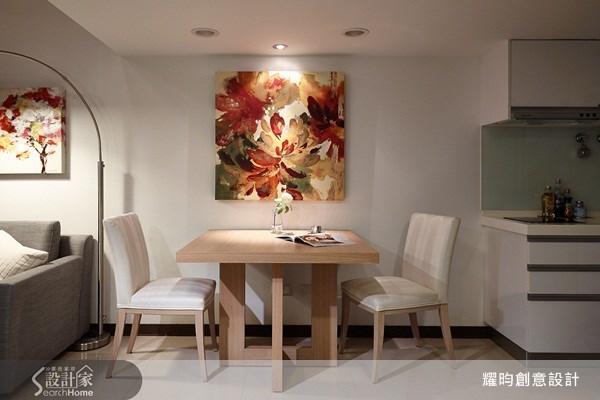 16坪新成屋(5年以下)_簡約風餐廳案例圖片_耀昀創意設計_耀昀_12之6