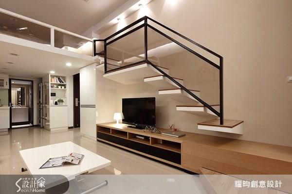 16坪新成屋(5年以下)_簡約風客廳案例圖片_耀昀創意設計_耀昀_12之15