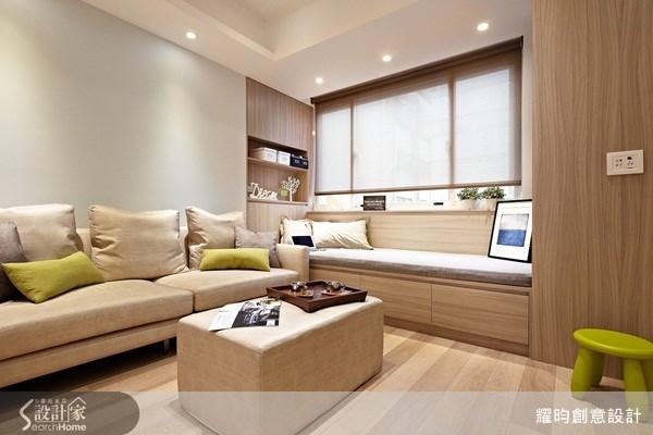 30坪老屋(16~30年)_北歐風客廳案例圖片_耀昀創意設計_耀昀_16之4