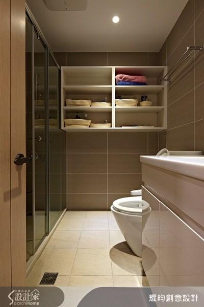 30坪老屋(16~30年)_北歐風浴室案例圖片_耀昀創意設計_耀昀_16之17