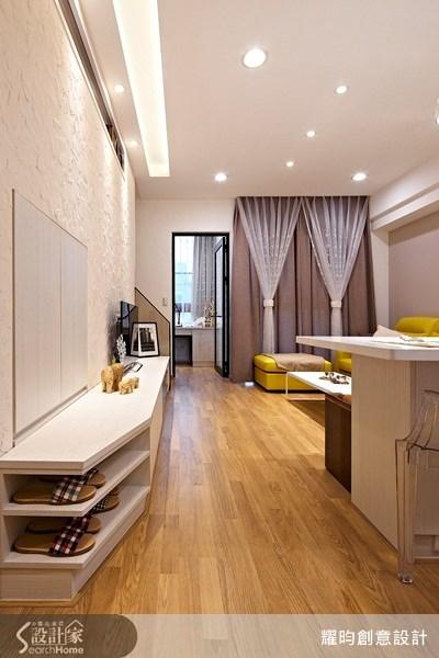 18坪新成屋(5年以下)_休閒風客廳案例圖片_耀昀創意設計_耀昀_20之1