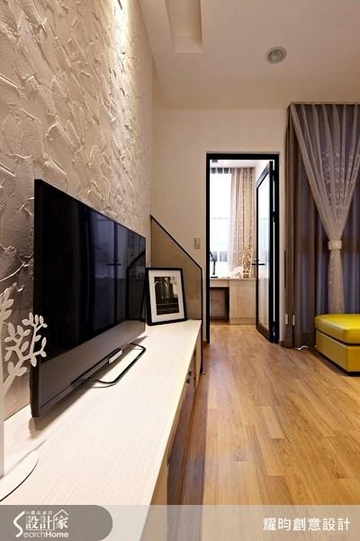 18坪新成屋(5年以下)_休閒風客廳案例圖片_耀昀創意設計_耀昀_20之5