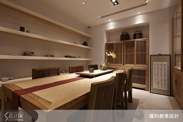 28坪_人文禪風商業空間案例圖片_耀昀創意設計_耀昀_21之5