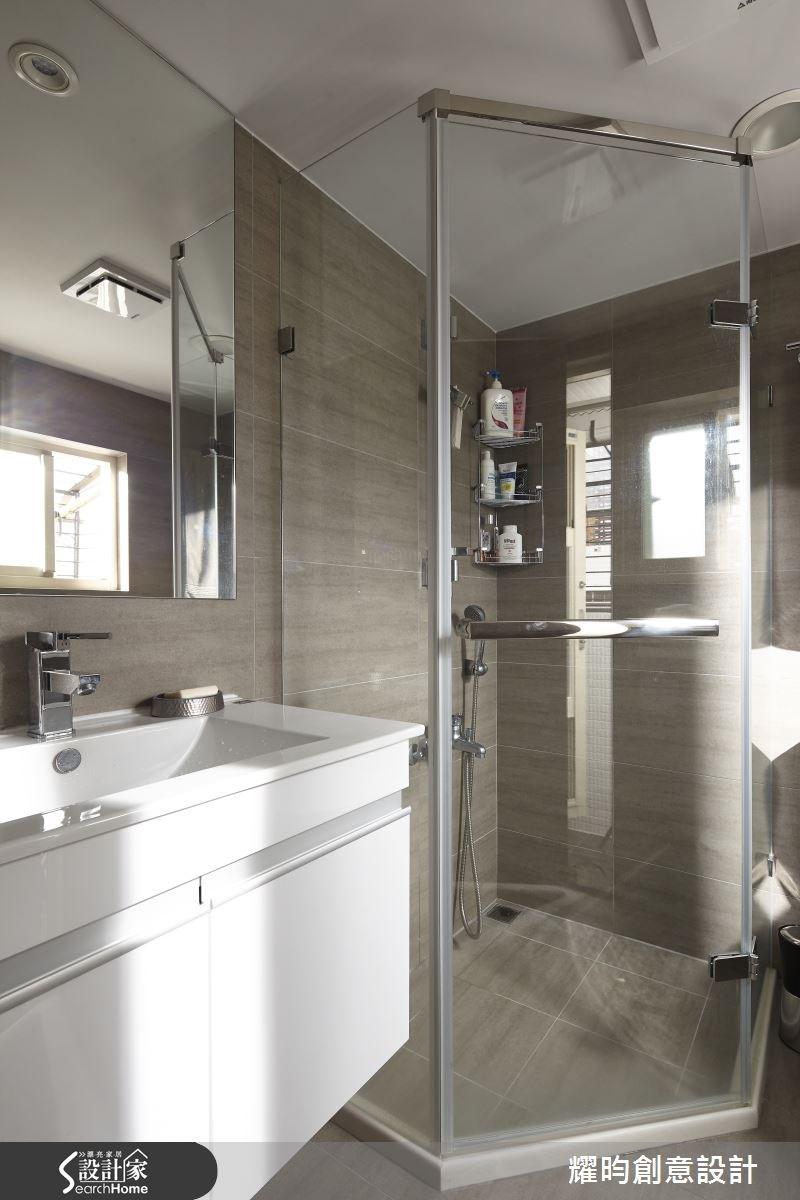 14坪老屋(16~30年)_工業風浴室案例圖片_耀昀創意設計_耀昀_27之18