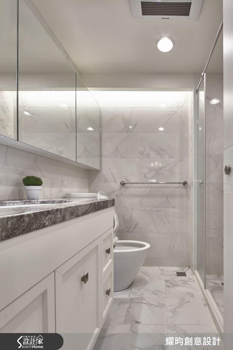 30坪老屋(16~30年)_鄉村風浴室案例圖片_耀昀創意設計_耀昀_28之19