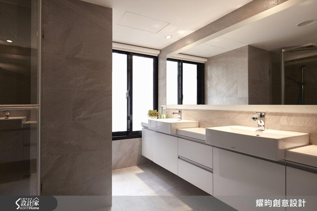 40坪老屋(16~30年)_北歐風浴室案例圖片_耀昀創意設計_耀昀_29之26