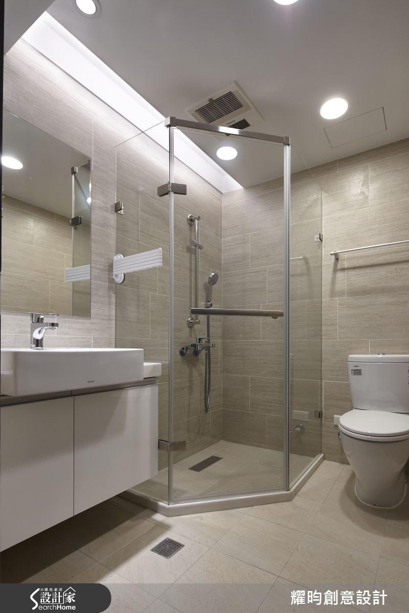 40坪老屋(16~30年)_北歐風浴室案例圖片_耀昀創意設計_耀昀_29之28