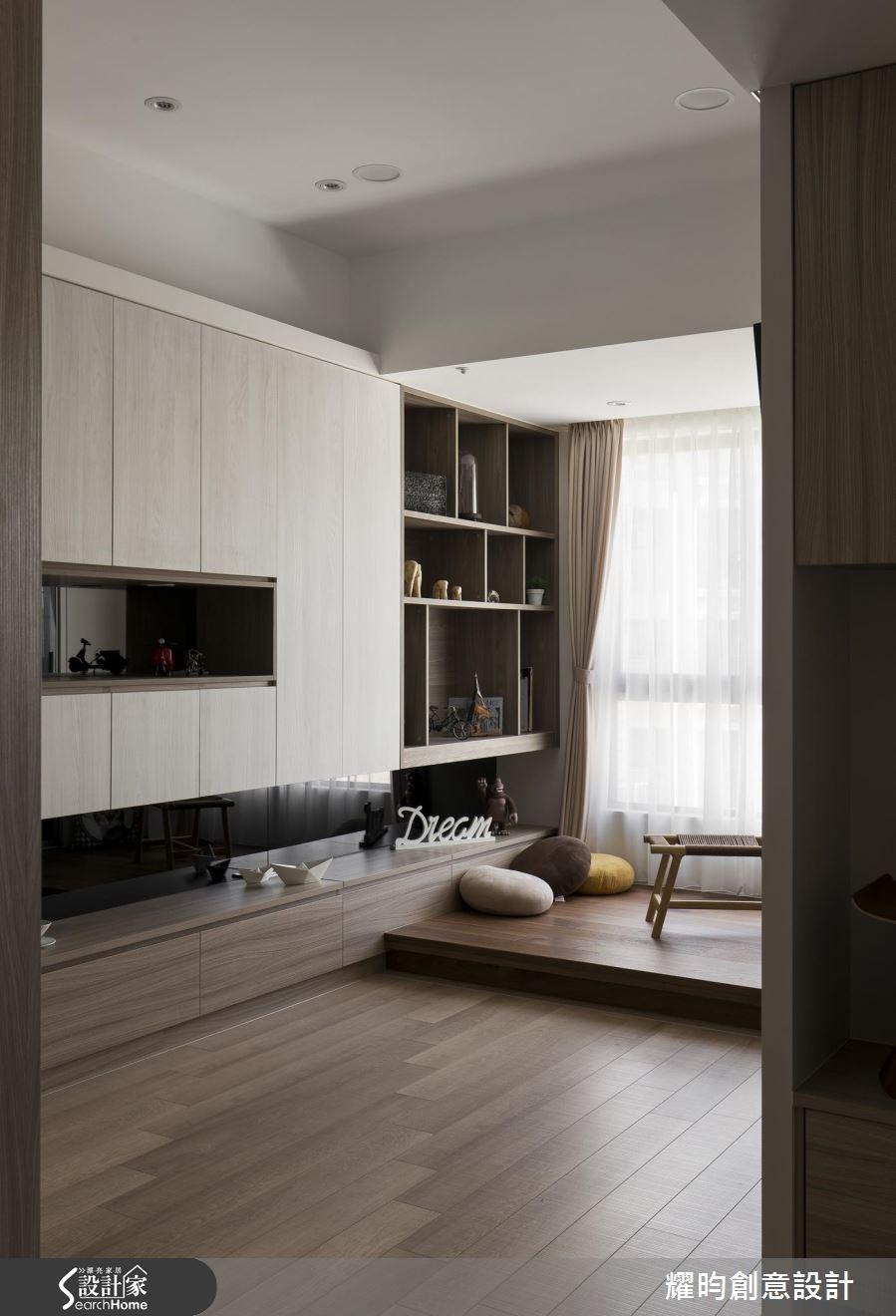 40坪新成屋(5年以下)_北歐風客廳案例圖片_耀昀創意設計_耀昀_32之3