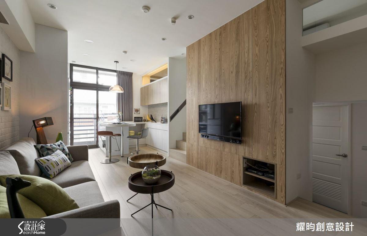 21坪新成屋(5年以下)_北歐風客廳餐廳案例圖片_耀昀創意設計_耀昀_33之4