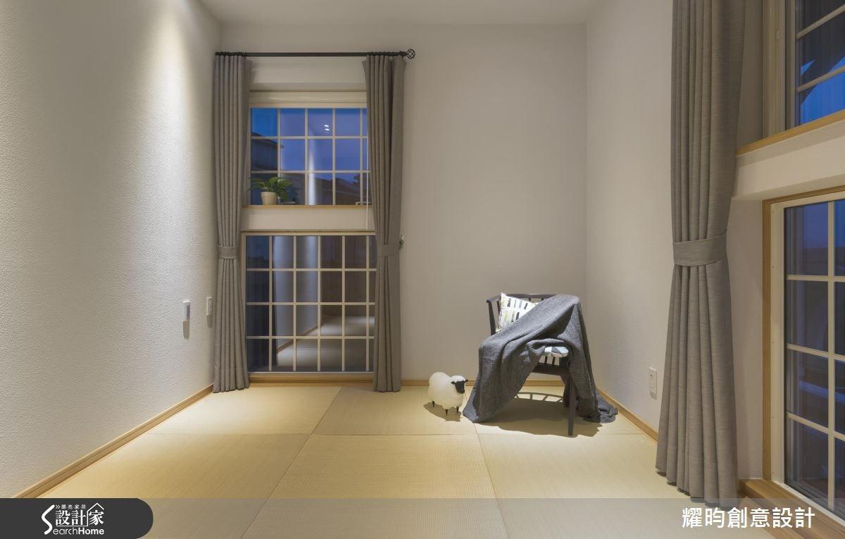 65坪新成屋(5年以下)_人文禪風臥室案例圖片_耀昀創意設計_耀昀_37之32