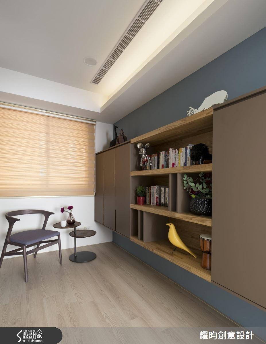 29坪新成屋(5年以下)_北歐風書房案例圖片_耀昀創意設計_耀昀_39之13