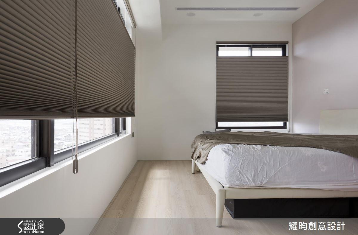 29坪新成屋(5年以下)_北歐風臥室案例圖片_耀昀創意設計_耀昀_39之14