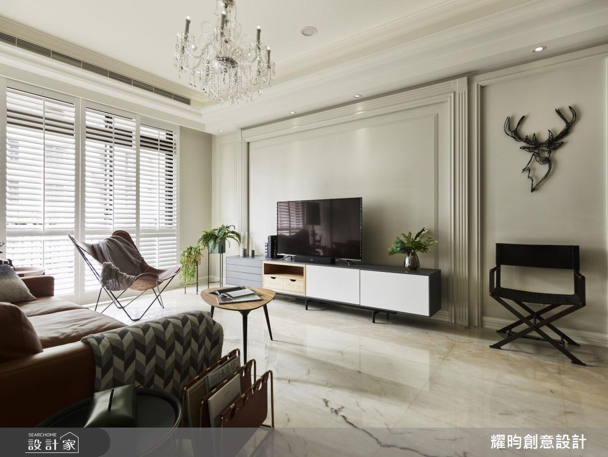 百葉窗、線板質感呈現!自在暢遊的風格化視野