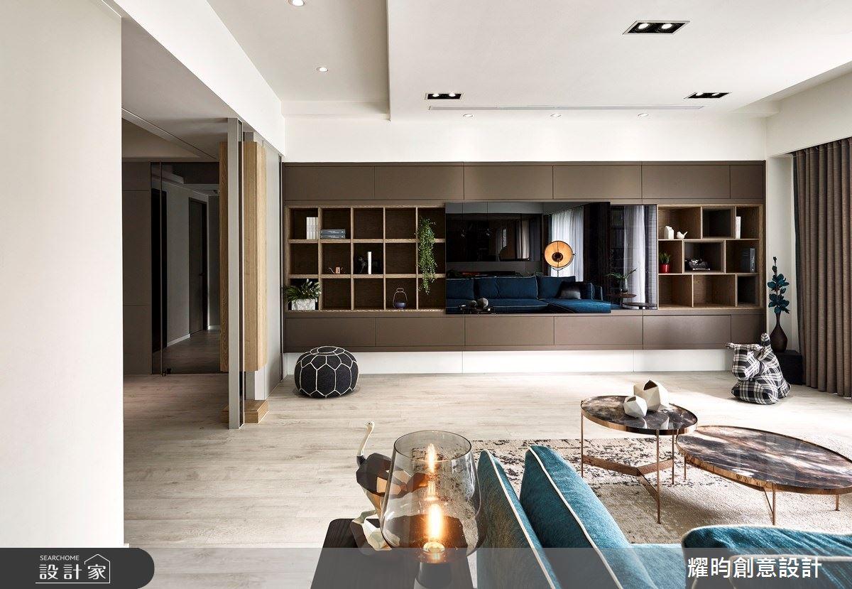 57坪新成屋(5年以下)_北歐風客廳案例圖片_耀昀創意設計_耀昀_52之4