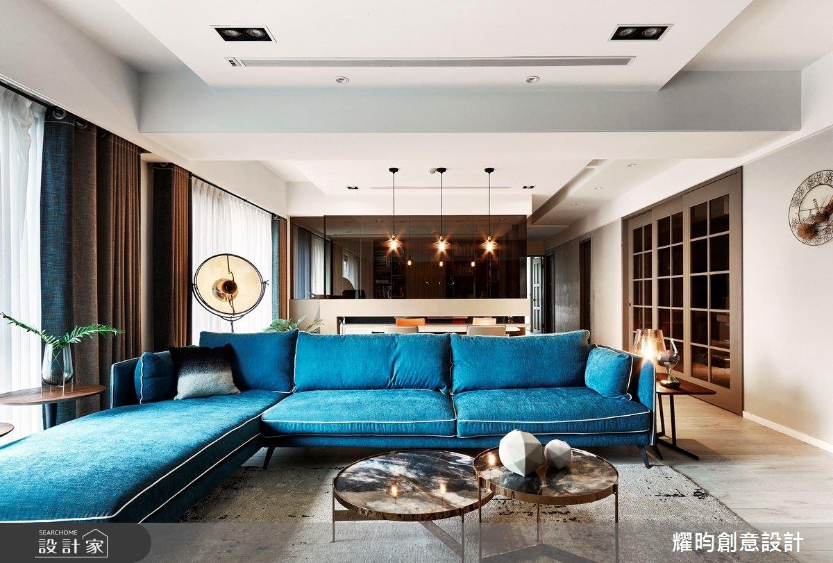 57坪新成屋(5年以下)_北歐風客廳案例圖片_耀昀創意設計_耀昀_52之8