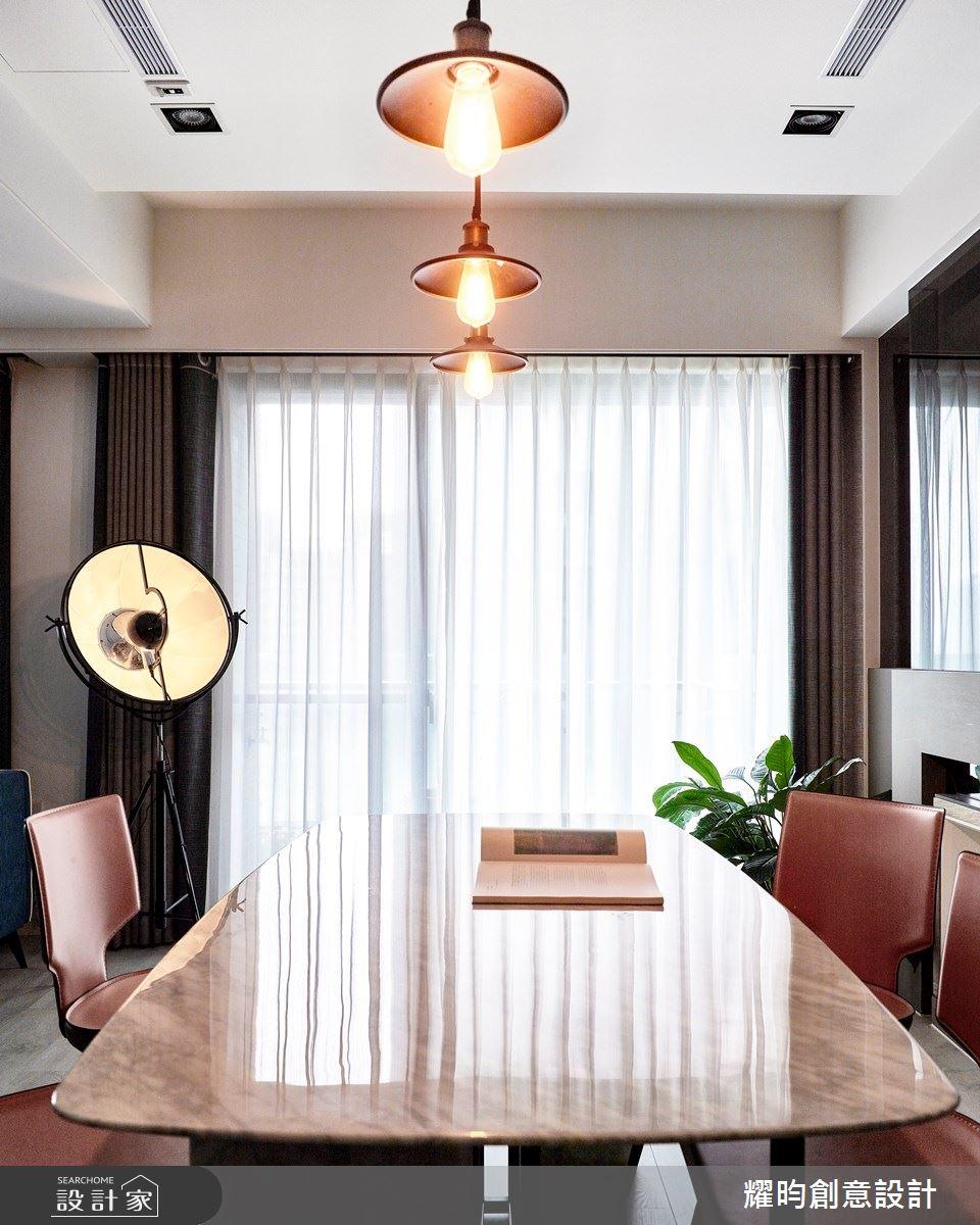57坪新成屋(5年以下)_北歐風餐廳案例圖片_耀昀創意設計_耀昀_52之14