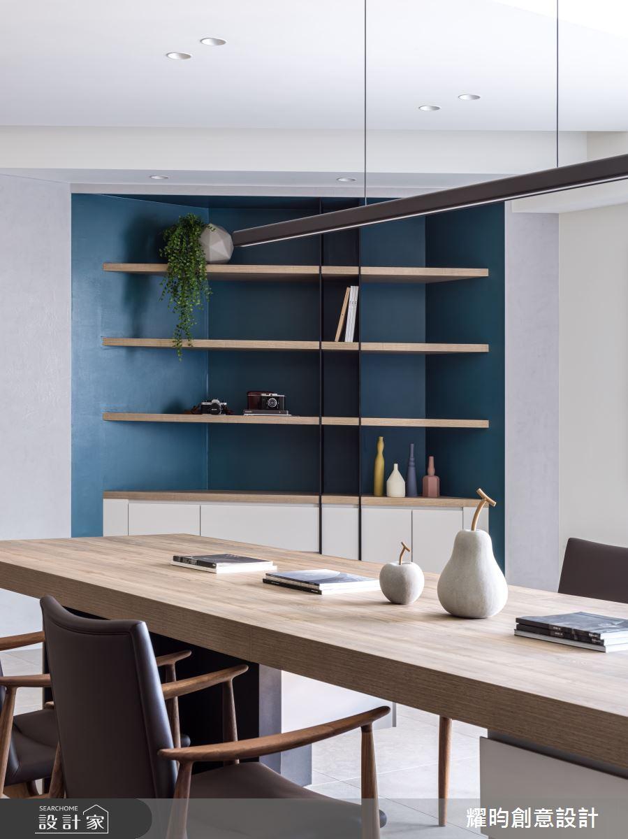 50坪中古屋(5~15年)_北歐風餐廳案例圖片_耀昀創意設計_耀昀_57之11
