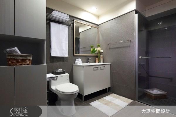 29坪老屋(16~30年)_現代風浴室案例圖片_大琚空間設計_大琚_08之18