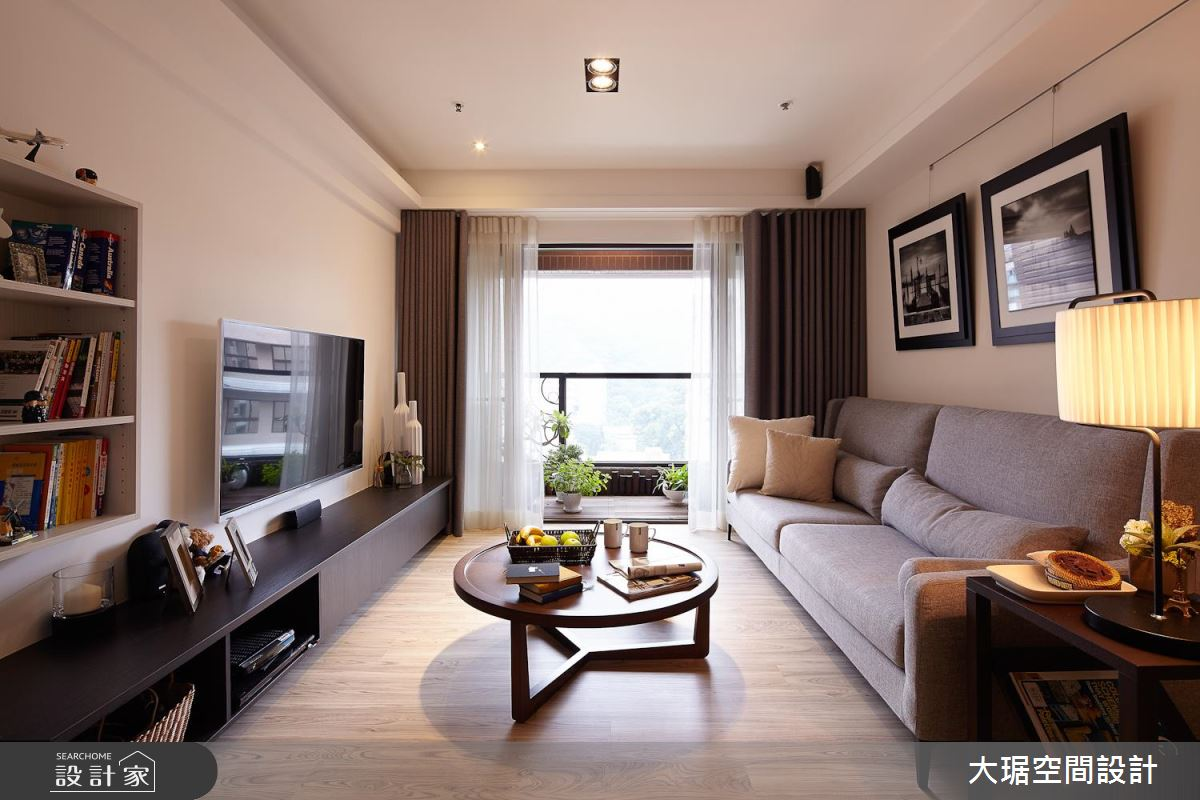 和飯店一樣舒適! 23 坪質感單身居所 家就是我的度假基地!