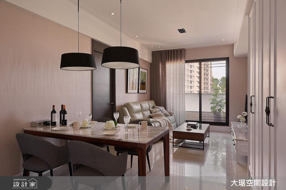 新成屋(5年以下)_新古典客廳餐廳案例圖片_大琚空間設計_大琚_21之4