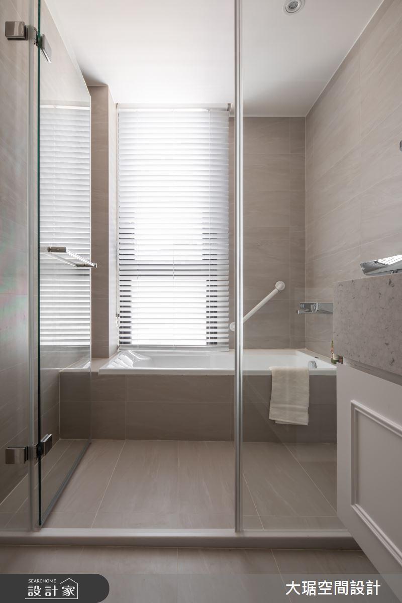 新成屋(5年以下)_美式風浴室案例圖片_大琚空間設計_大琚_25之21