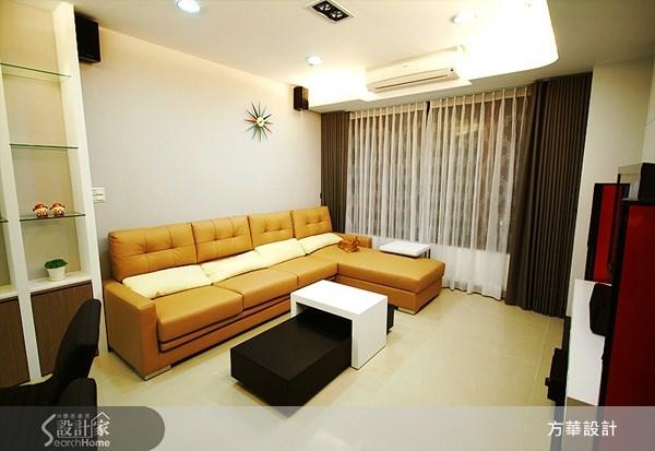 26坪新成屋(5年以下)_現代風案例圖片_方華設計實業社_方華_05之4