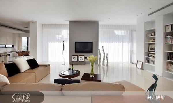 新成屋(5年以下)_現代風客廳案例圖片_由非設計有限公司_由非_01之1