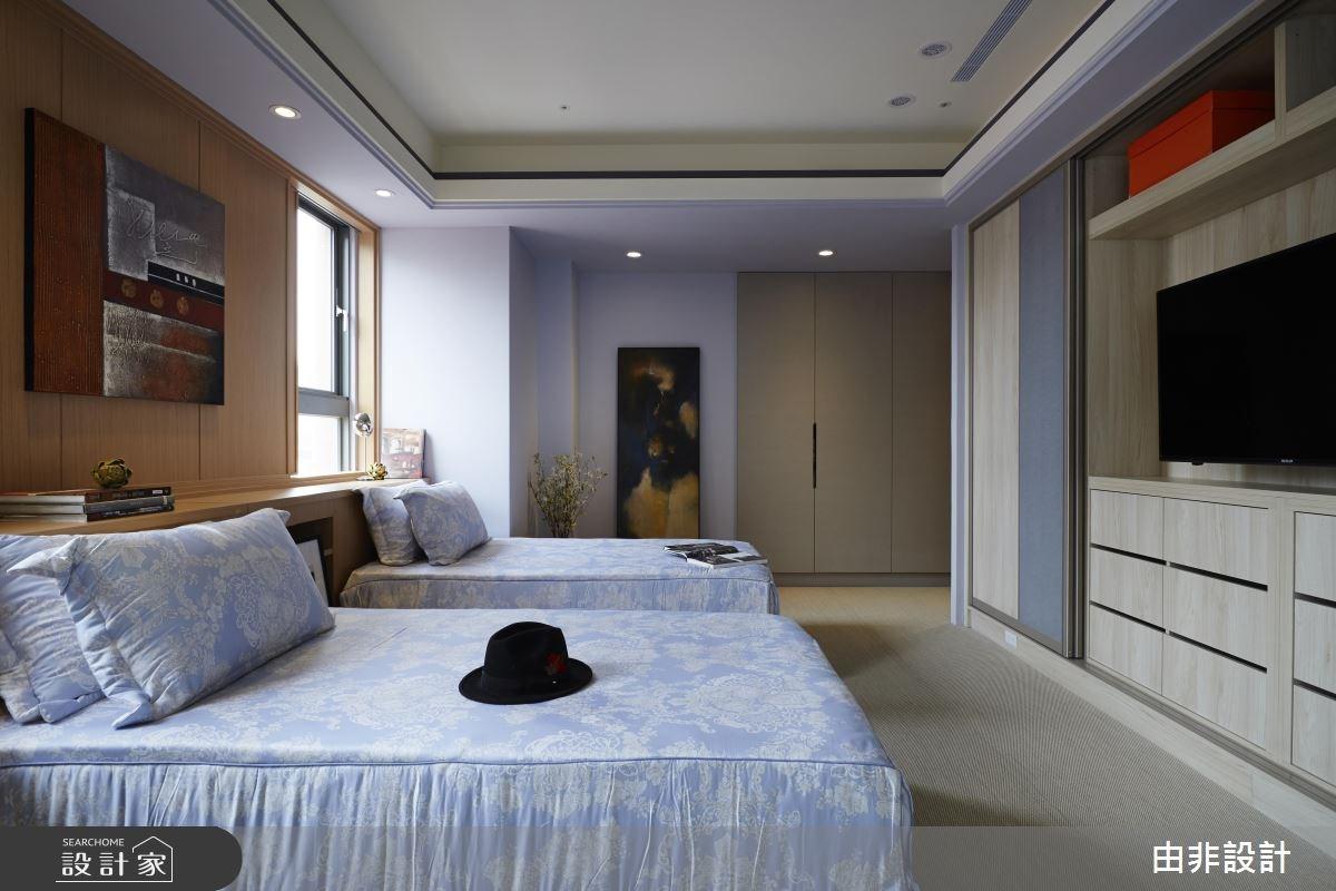 54坪_休閒風臥室案例圖片_由非設計有限公司_由非_22之16