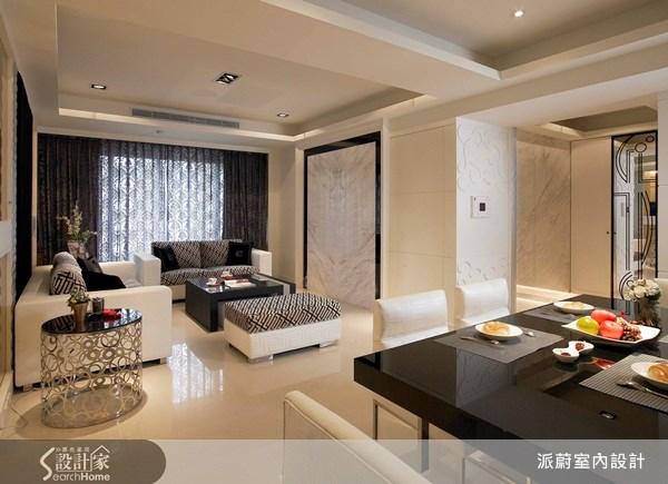 38坪新成屋(5年以下)_現代風案例圖片_派蔚室內設計_派蔚_07之4
