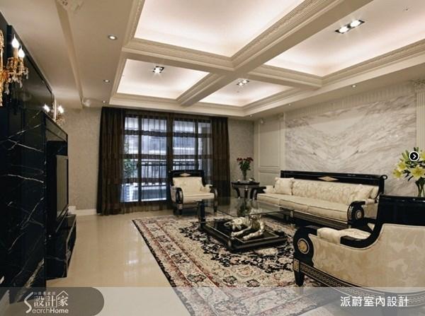 55坪新成屋(5年以下)_新古典案例圖片_派蔚室內設計_派蔚_09之2