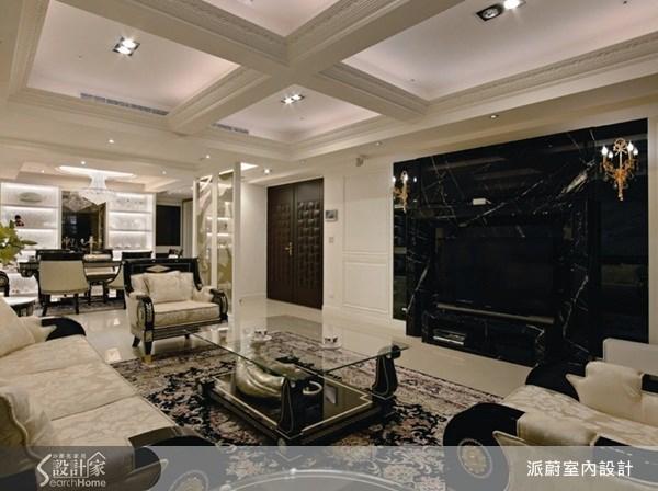55坪新成屋(5年以下)_新古典案例圖片_派蔚室內設計_派蔚_09之3