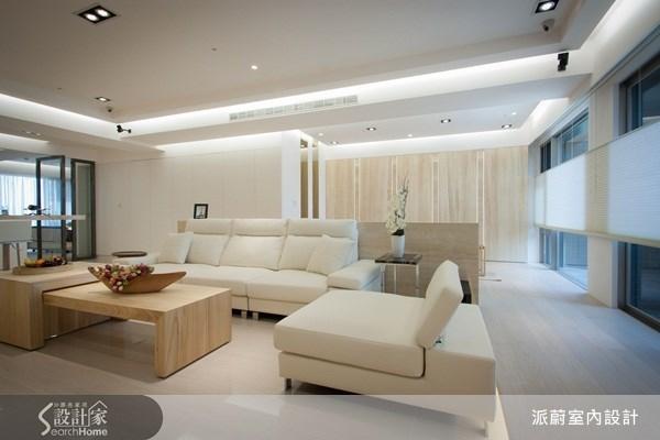 35坪新成屋(5年以下)_混搭風案例圖片_派蔚室內設計_派蔚_10之3