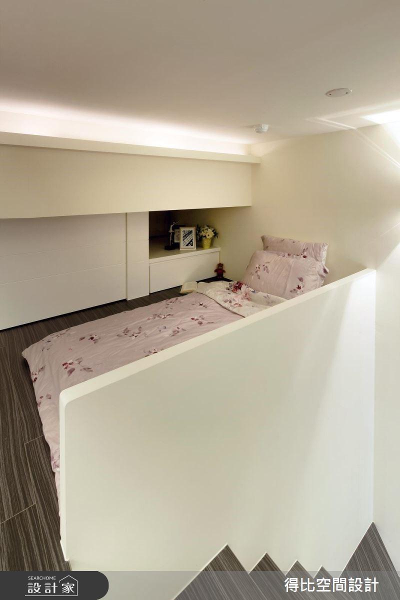 25坪新成屋(5年以下)_現代風臥室客房案例圖片_得比空間設計有限公司_得比_16之14