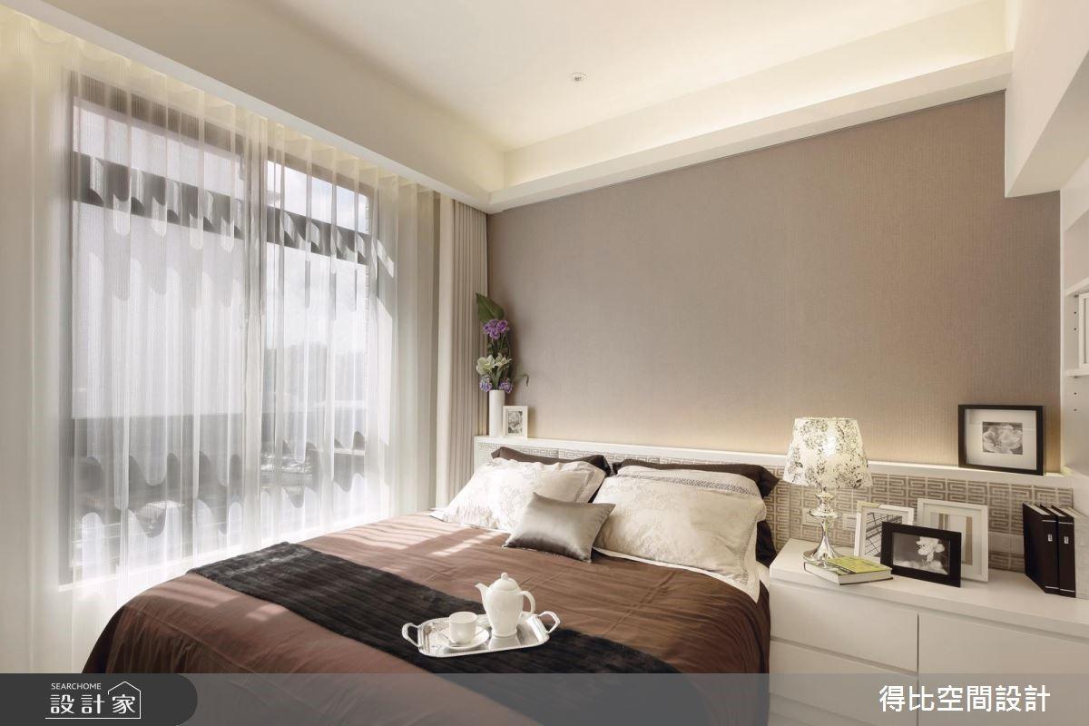 25坪新成屋(5年以下)_現代風臥室客房案例圖片_得比空間設計有限公司_得比_16之8