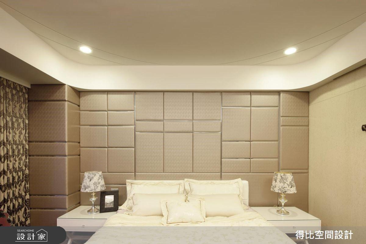 65坪新成屋(5年以下)_現代風臥室客房案例圖片_得比空間設計有限公司_得比_17之8