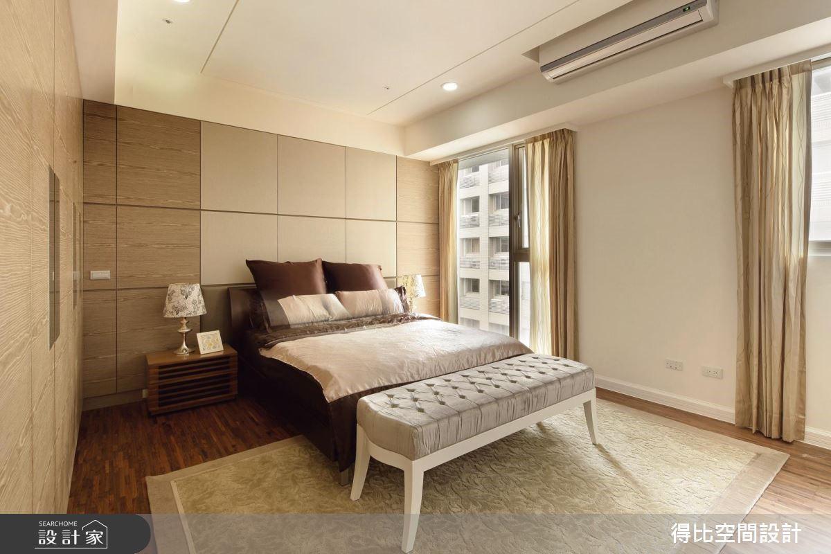 65坪新成屋(5年以下)_現代風臥室客房案例圖片_得比空間設計有限公司_得比_17之12