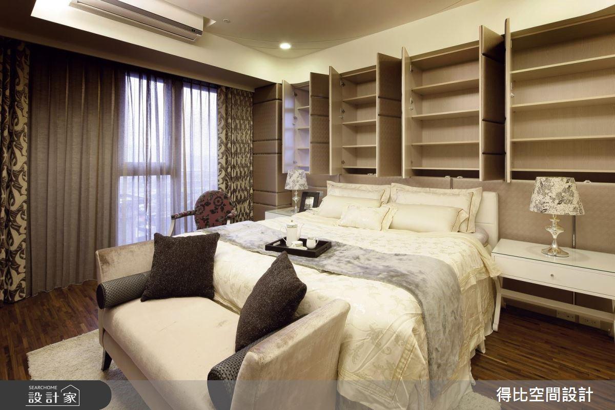 65坪新成屋(5年以下)_現代風臥室客房案例圖片_得比空間設計有限公司_得比_17之7