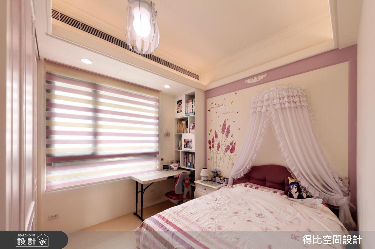 40坪新成屋(5年以下)_美式風臥室客房案例圖片_得比空間設計有限公司_得比_28之14