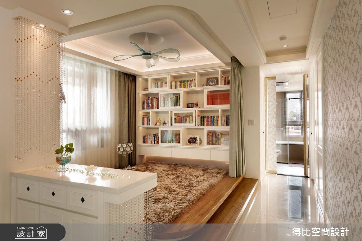 40坪新成屋(5年以下)_美式風書房案例圖片_得比空間設計有限公司_得比_28之12