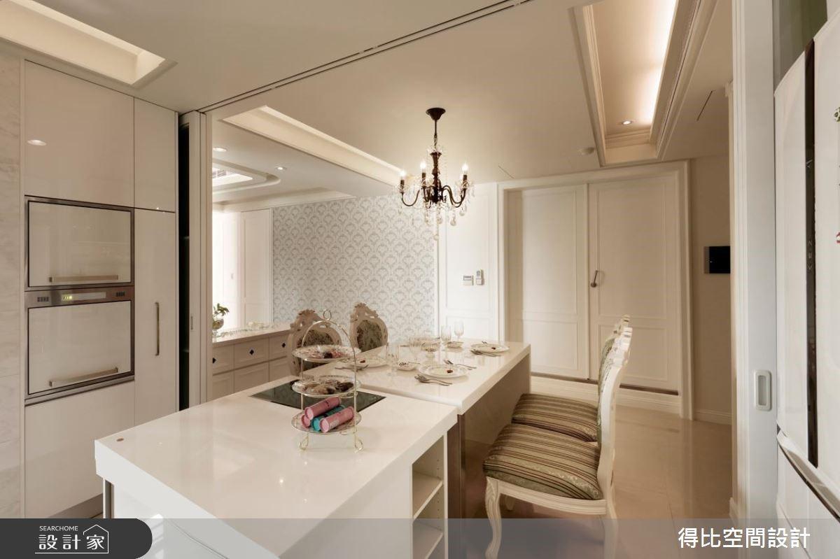 40坪新成屋(5年以下)_美式風餐廳吧檯案例圖片_得比空間設計有限公司_得比_28之10