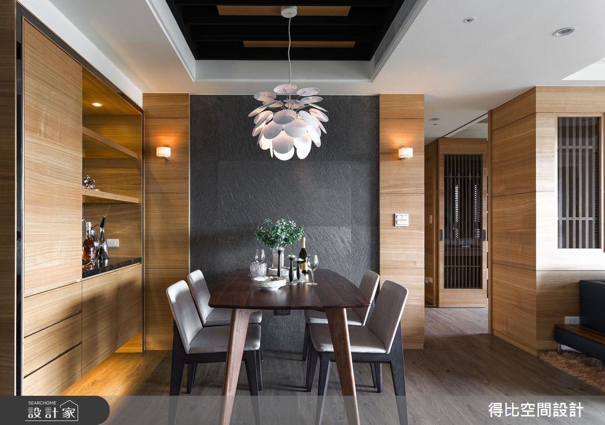 26坪新成屋(5年以下)_休閒風餐廳案例圖片_得比空間設計有限公司_得比_31之2